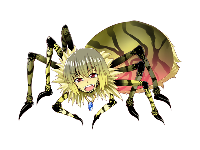 Large Spider/Ashidaka