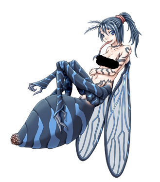 Mosquito Girl/Paradox