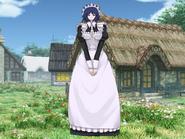 Scylla Maid Human