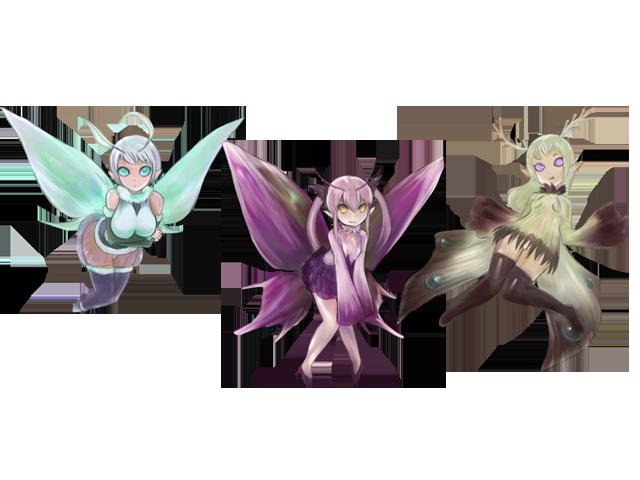 Fairies/Companion Group