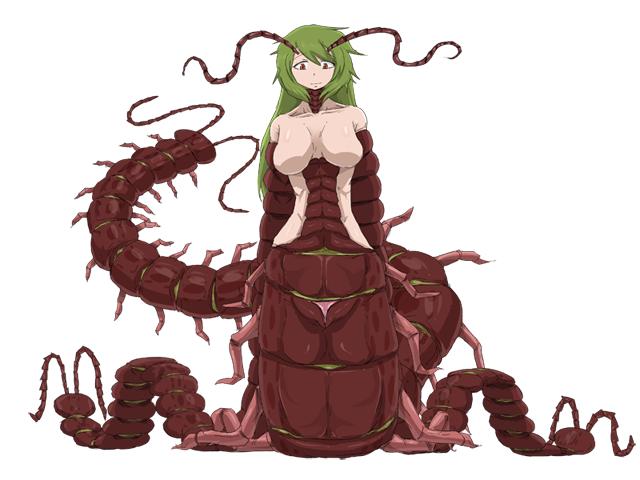 Centipede Girl/Paradox