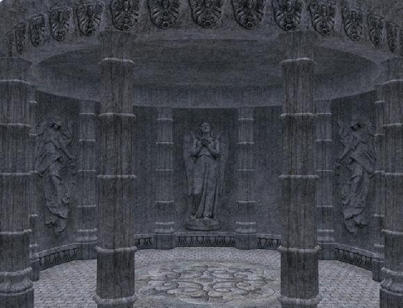 Southern Undersea Temple