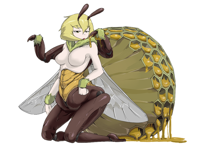 Bee Girl/Honey