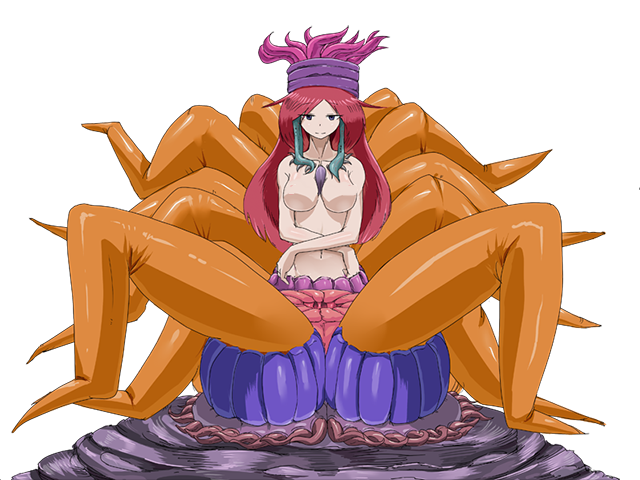 Sea Anemone Girl/Paradox