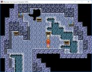 Secret treasure room in Yamata no Orochi cave