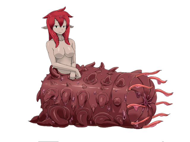 Sea Cucumber Girl/Paradox