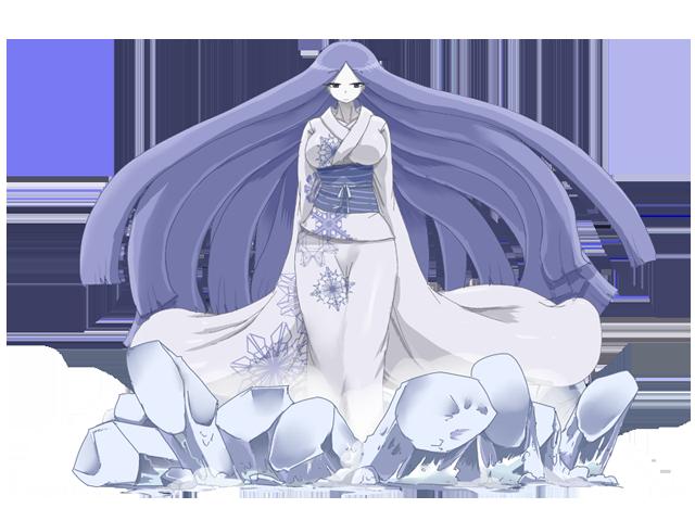 Yuki-Onna/Oyuki