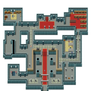 118 - Monster Lord's Castle 1F