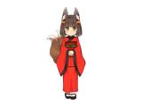 Two-tailed Geisha/Kamuro