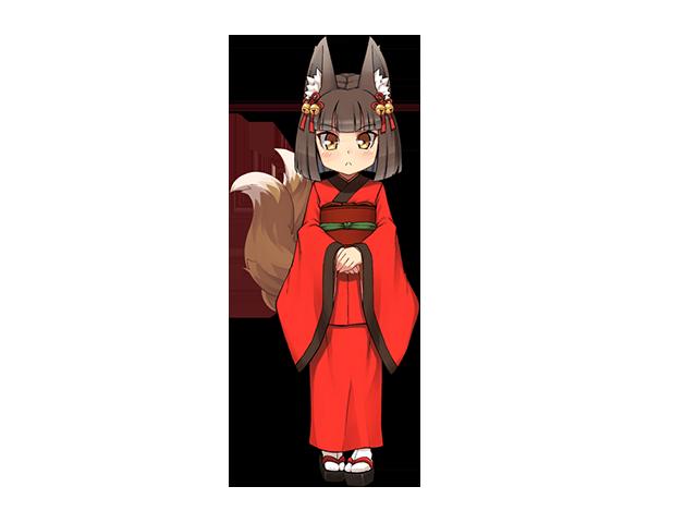 Two-tailed Geisha
