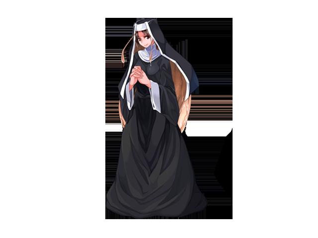 Slug Nun/Rosary