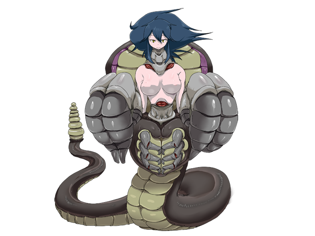 Cobra Girl/Lila