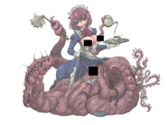 Scylla Servant censored