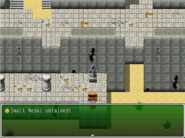 SmallMedal Safaru Ruins 3F