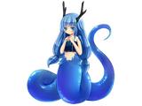 Sea Dragon Girl/Mio