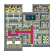 293 - Vampire's Castle 1F