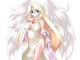 Goddess Ilias/Angel World