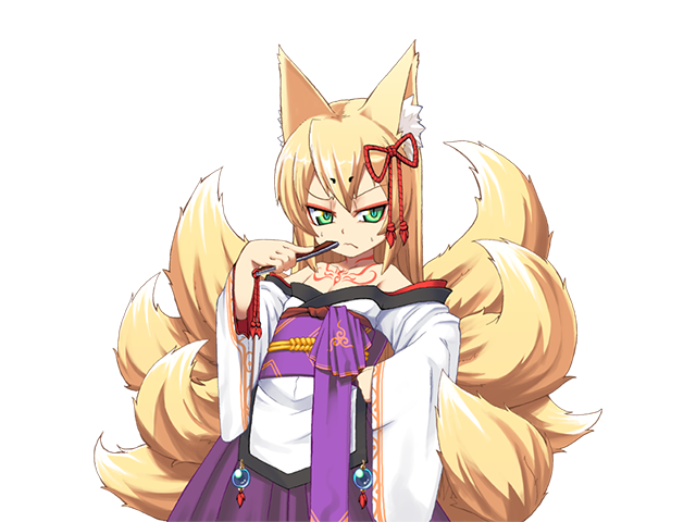 Monster Girl Quest Kitsune