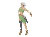 Dark Elf Fencer/Lona