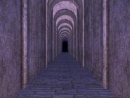 Monster Lord's Castle Passageway