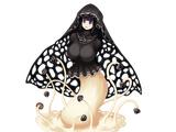 Mushroom Girl/Widow