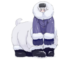 Polar Bear Girl/Knoot