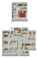 280 - Naval Headquarters Indoors