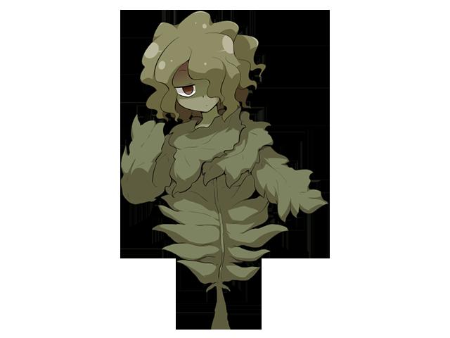 Seaweed Girl/Wakame