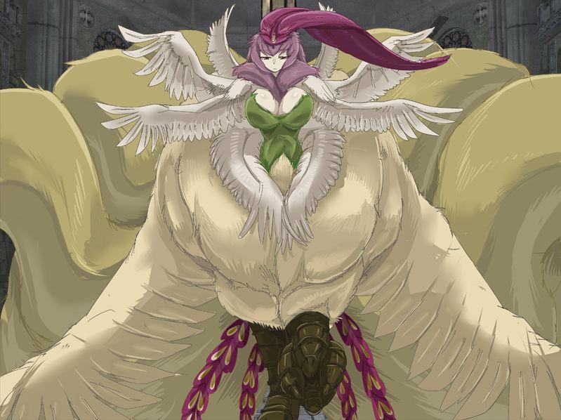 Garuda Girl