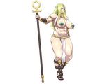 Elf Amazoness/San
