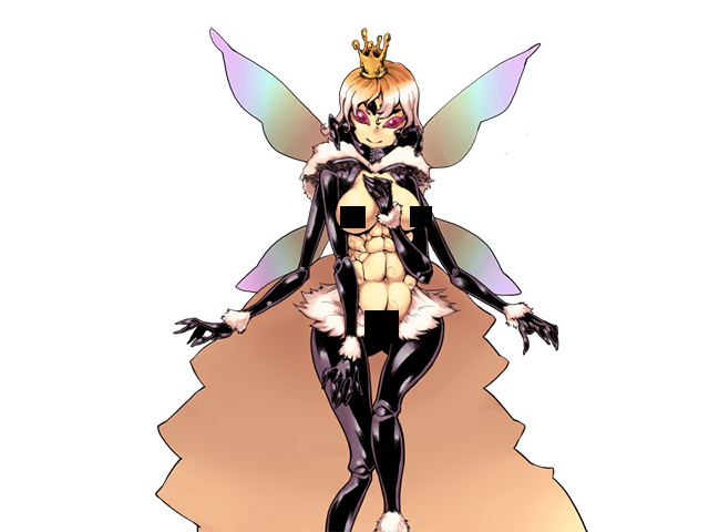 Queen Bee/Paradox
