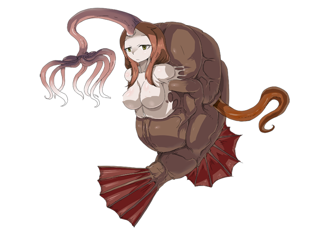Anglerfish Girl/Anko