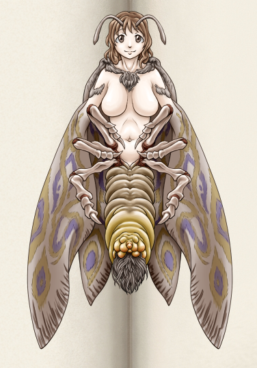 Moth Girl/Paradox