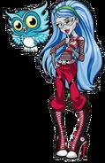 Profile art - Ghoulia Secret Creepers