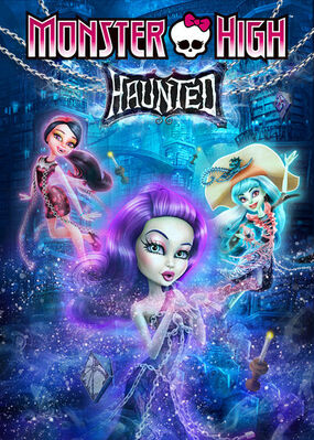 The poster for the Haunted movie, visit the wikia page about this film here.