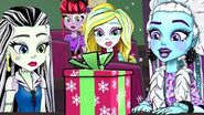 Monster High™💚❄️The First Howliday- FULL HD MOVIE💚❄️Christmas Special💚❄️Adventures of Ghoul Squad