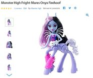 Walmart - Onyx Firehoof