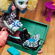 Diorama - Lagoona's going for traveling