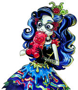 Profile art - Sweet Screams Ghoulia