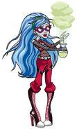 Profile art - Basic Ghoulia VI
