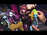 Monster High - 13 Wishes Commercial