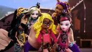 Monster High Viperine Gorgon and more Dolls Frights, Camera, Action!