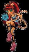 Profile art - Ghoul Sports Toralei