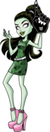 Profile art - We Are Monster High Scarah