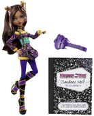 Doll stockphotography - School's Out Clawdeen.jpg