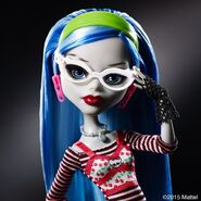 Diorama - Ghoulia's closeup