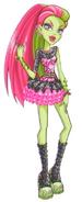 Profile art - GNO Venus