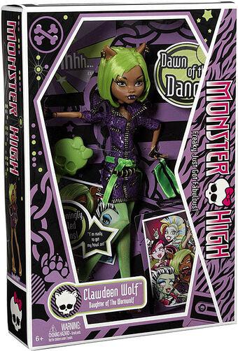 Clawdeen Wolf Merchandise Monster High Wiki Fandom