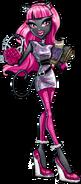 Profile art - New Scaremester Catty