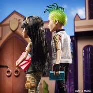 Diorama - Cleo and Deuce
